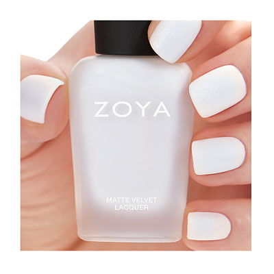 Zoya Nail Polish in Aspen - MatteVelvet alternate view 2 (alternate view 2 full size)