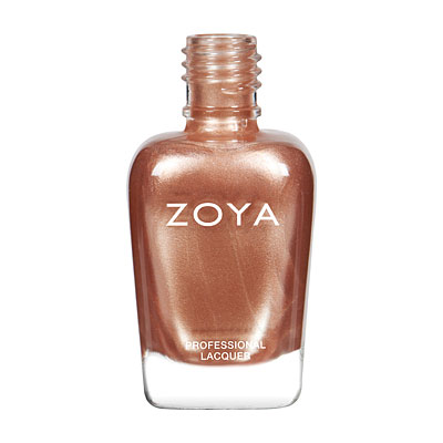 Zoya Nail Polish ZP431  Auste  Gold Nail Polish Metallic Nail Polish