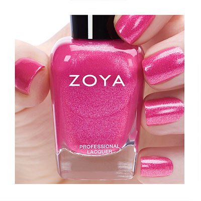 Zoya Nail Polish in Azalea alternate view 2 (alternate view 2 full size)