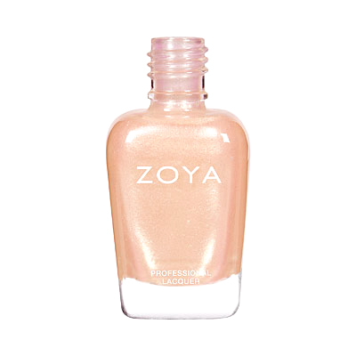 Zoya Nail Polish ZP300  Bailey  Pk Nail Polish Metallic Nail Polish