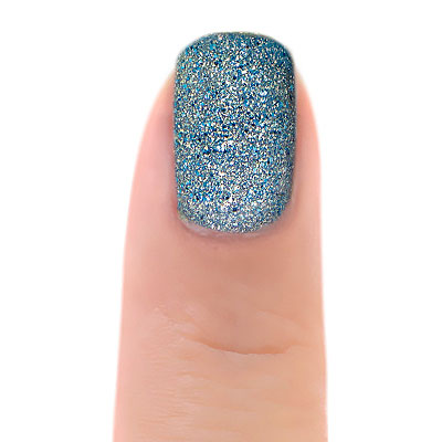Zoya Nail Polish in Bay - PixieDust - Textured alternate view 2 (alternate view 2)