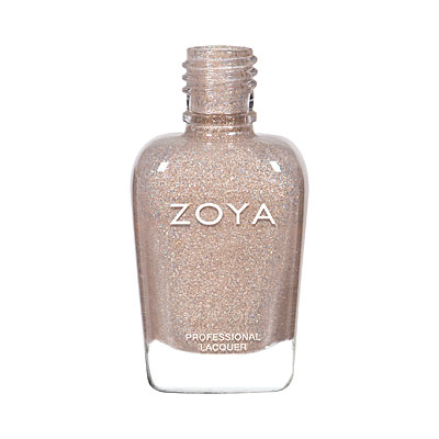 Zoya Nail Polish - Brighton - ZP883 - Nude, Holographic, Neutral