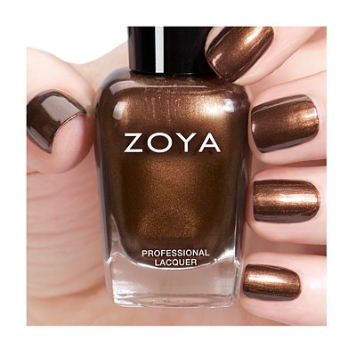 Zoya Nail Polish in Cinnamon alternate view 2 (alternate view 2 full size)