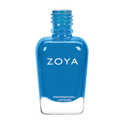 Zoya Nail Polish - Dory - ZP851 - Blue, Cream, Cool