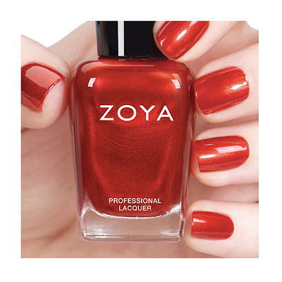 Zoya Nail Polish in Ember alternate view 2 (alternate view 2 full size)