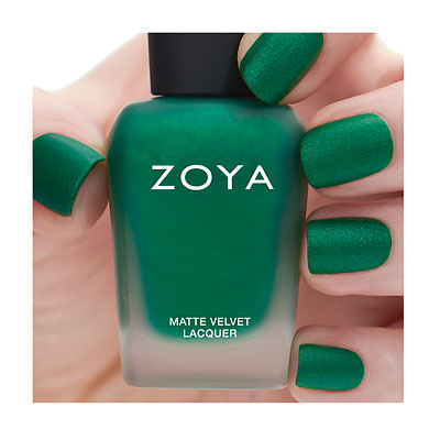 Zoya Nail Polish in Honor MatteVelvet alternate view 2 (alternate view 2 full size)