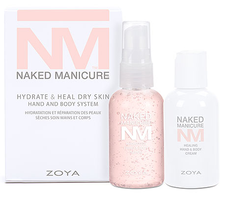 Hydrate & Heal Dry Skin Trial Kit in box