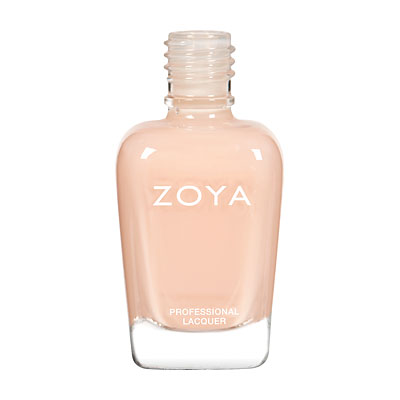 Zoya Nail Polish - Jane - ZP242 - French, Nude, Cream, Warm