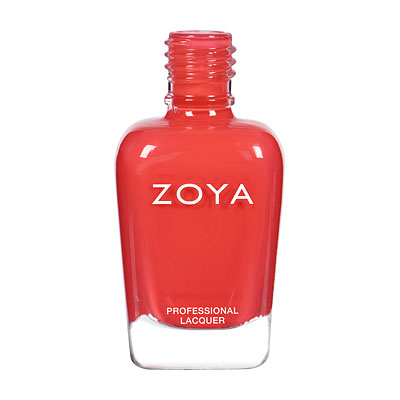 Zoya Nail Polish - Kylie - ZP299 - Pink, Orange, Coral, Cream, Warm