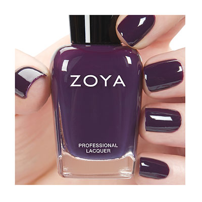 Zoya Nail Polish in Lidia alternate view 2 (alternate view 2 full size)