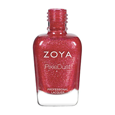Zoya Nail Polish in Linds - PixieDust - Textured main image (main image full size)