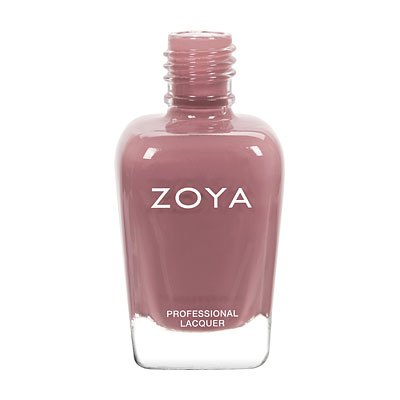 Zoya Nail Polish - Madeline - ZP747 - Nude, Mauve, Rose, Cream, Cool