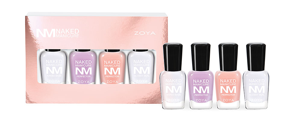 Naked Manicure Women's Travel Kit view 2, ZPNMWOMEN0R2018