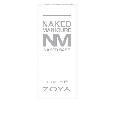Zoya Naked Manicure Naked Base 0.5oz in box