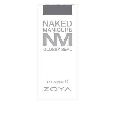 Zoya Naked Manicure Glossy Seal 0.5oz Box Image (alternate view 1)