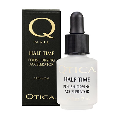 Qtica Half Time Polish Drying Accelerator 0.25oz, QTHT0R (main image full size)