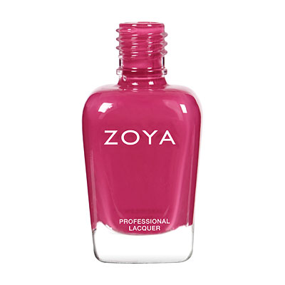 Zoya Nail Polish - Renee - ZP476 - Pink, Red, Cream, Warm
