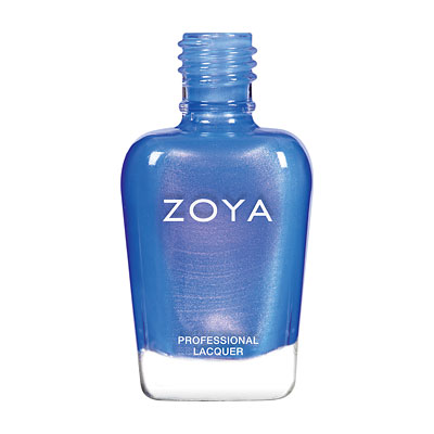 Zoya Nail Polish - Saint - ZP875 - Purple,Violet, Metallic, Cool,Warm