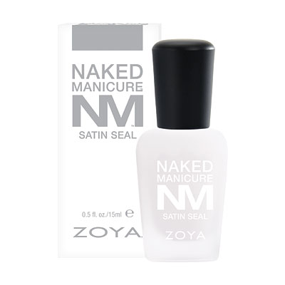 Zoya Naked Manicure Satin Seal Top Coat (main image)