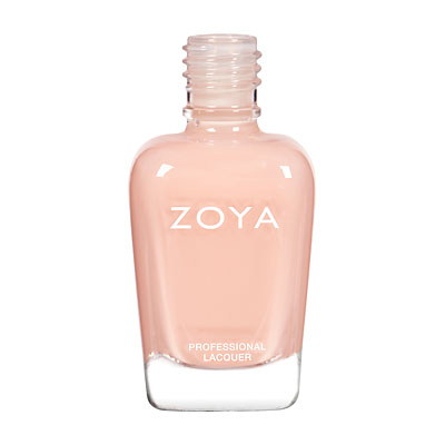 Zoya Nail Polish - Scarlet - ZP367 - French, Nude, Cream, Cool