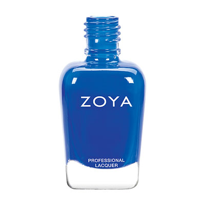 Zoya Nail Polish - Sia - ZP802 - Blue, Cream, Cool