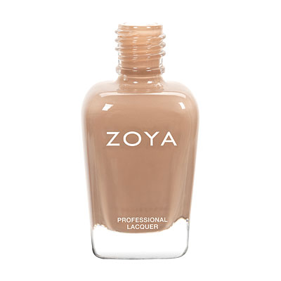 Zoya Nail Polish - Spencer - ZP742 - Nude, Brown, Cream, Warm