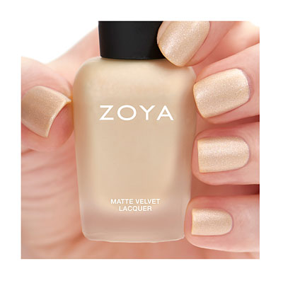 Zoya Nail Polish in Sue - MatteVelvet alternate view 2 (alternate view 2 full size)
