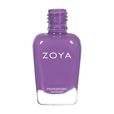 Zoya Nail Polish - Tina - ZP888 - Purple, Cream, Cool