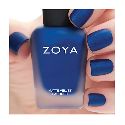 Zoya Nail Polish in Yves MatteVelvet alternate view 2 (alternate view 2 full size)