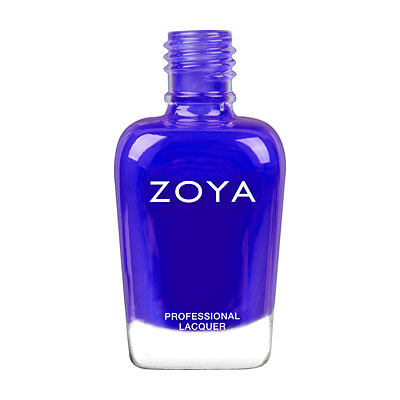 Zoya Nail Polish - Mirajane - Neon - ZP870 - Purple,Blue, Neon, Cool
