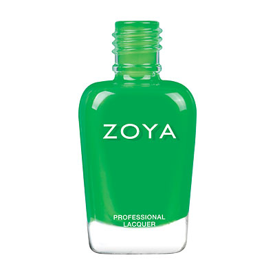 Zoya Nail Polish in Evergreen - Neon main image