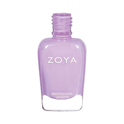 Zoya Nail Polish - Abby - ZP887 - Purple, Cream, Cool