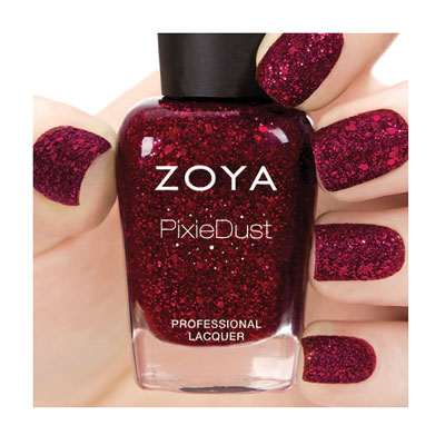 Zoya Nail Polish in Arianna Ultra PixieDust - Textured alternate view 2 (alternate view 2 full size)