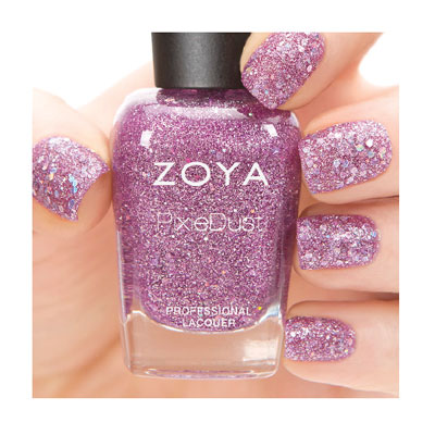 Zoya Nail Polish in Arlo Magical PixieDust - Textured alternate view 2 (alternate view 2 full size)