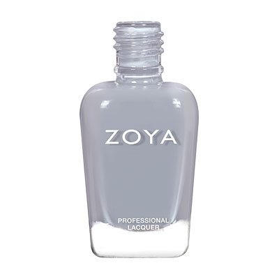 Zoya Nail Polish - August - ZP854 - Grey, Cream, Cool, Warm