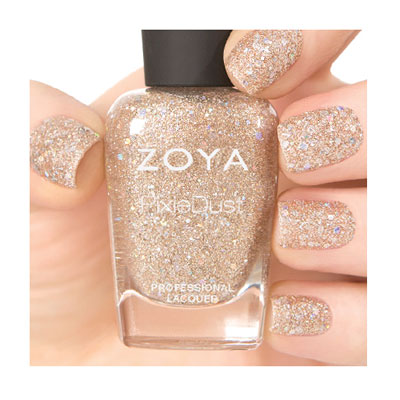 Zoya Nail Polish in Bar - Magical PixieDust - Textured alternate view 2 (alternate view 2 full size)