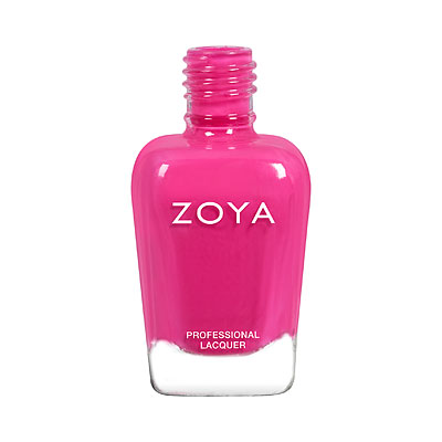 Zoya Nail Polish - Byrdie - ZP893 - Pink, Cream, Cool