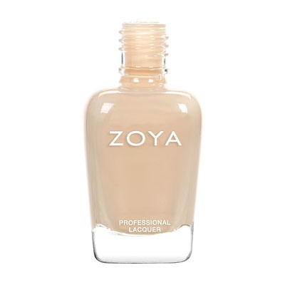 Zoya Nail Polish - Cala - ZP823 - Nude, Cream, Neutral