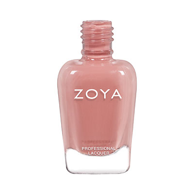 Zoya Nail Polish - Carson - ZP964 - nude, neutral, Cream, Warm