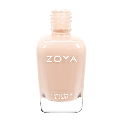 Zoya Nail Polish - Chantal - ZP704 - Nude, Cream, Cool
