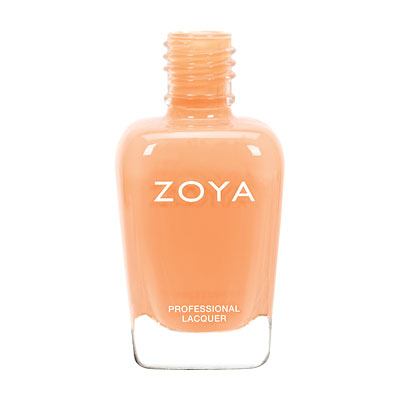 Zoya Nail Polish - Cole - ZP721 - Orange, Cream, Warm