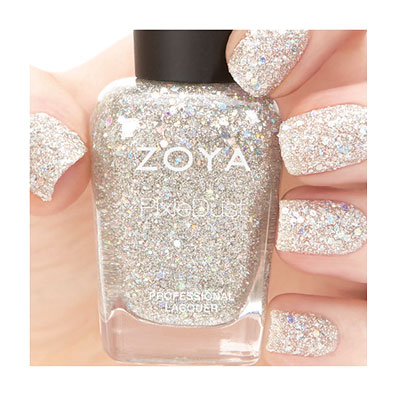 Zoya Nail Polish in Cosmo - Magical PixieDust - Textured alternate view 2 (alternate view 2 full size)
