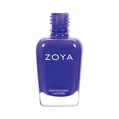 Zoya Nail Polish - Danielle - ZP920 - Blue, Purple, Cream, Cool