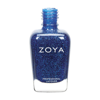 Zoya Nail Polish - Dream - ZP686 - Blue, Holographic, Cool