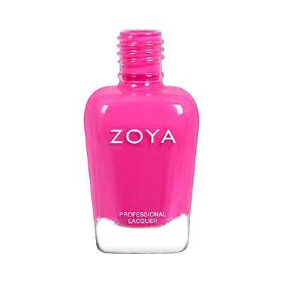 Zoya Nail Polish - Esty - ZP894 - Pink, Cream, Cool