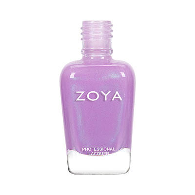 Zoya Nail Polish - Haruko - ZP933 - Purple, Metallic, Cool