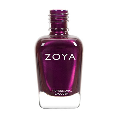 Zoya Nail Polish - Haven - ZP770 - Purple, Metallic, Warm