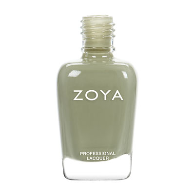Zoya Nail Polish - Ireland - ZP826 - Green, Cream, Neutral