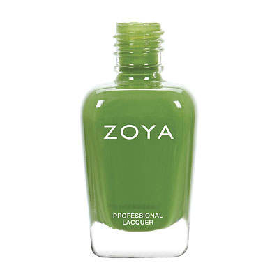 Zoya Nail Polish - Jace - ZP796 - Green, Cream, Warm