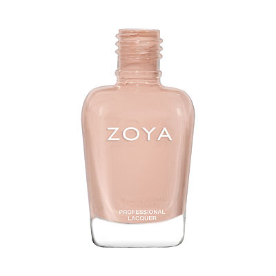 Zoya Nail Polish - Jack - ZP950 - Nude, Cream, Warm